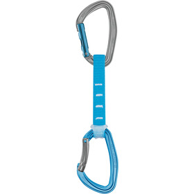 Petzl Djinn Axess Quickdraw 12cm, blue